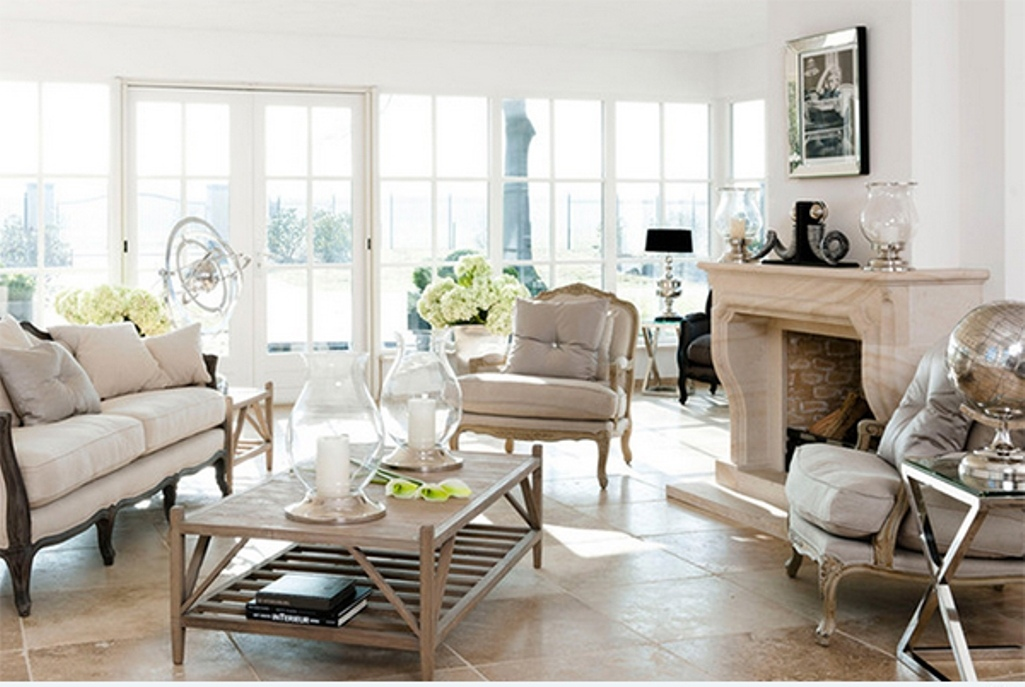 french provincial interior style