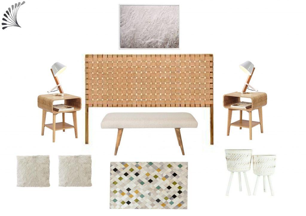 scandinavian living room concept