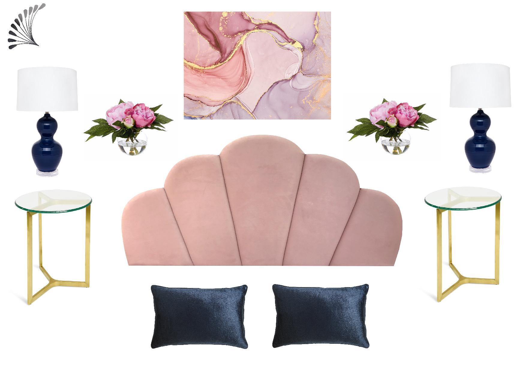Luxe Velvet Bedroom