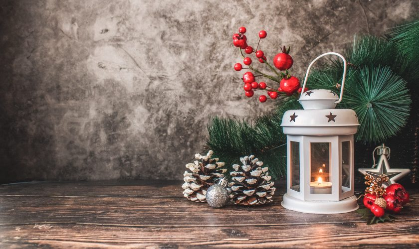Christmas Interior Decorations