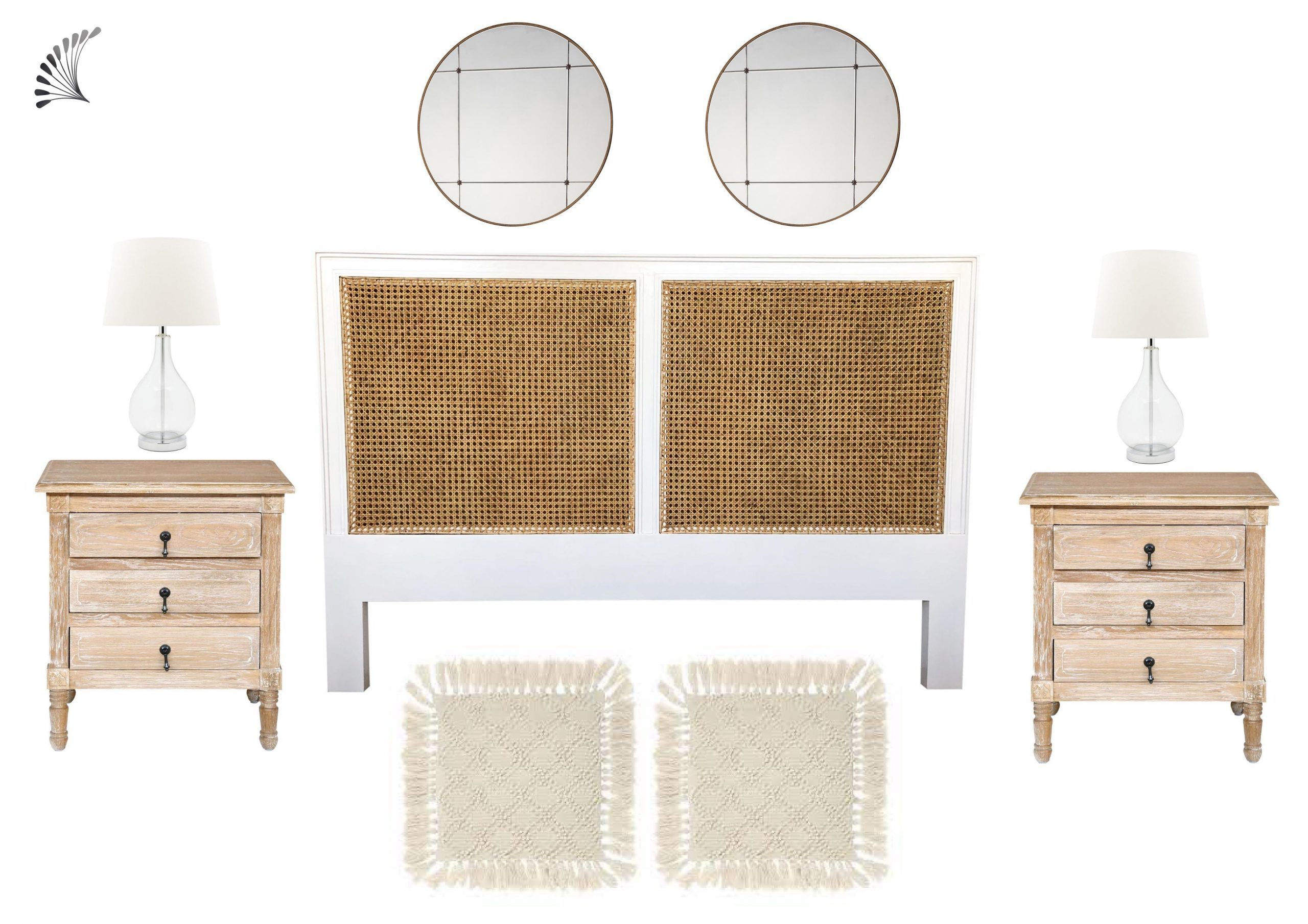 French Provincial Bedroom Furniture Package
