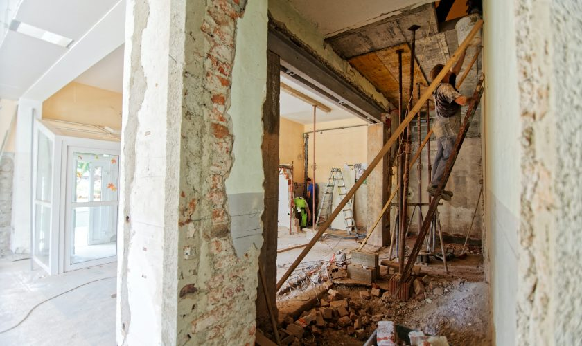 Over capitalising on your home renovations