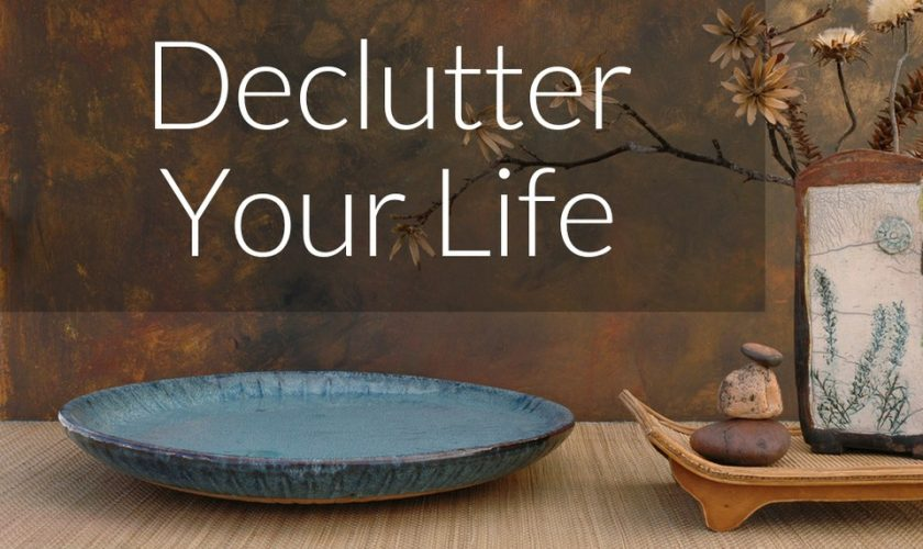4 Simple Ways to Declutter Your Home